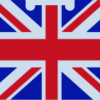 union jack lid sticker for Pack and Go trolley